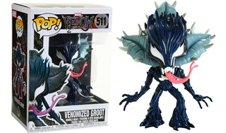 Funko Pop Marvel #511 Venom Venomized Groot Nortoys