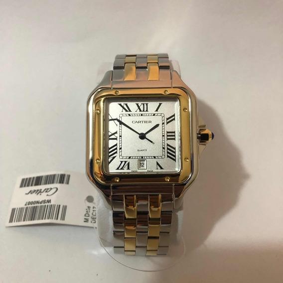 Vendo Reloj Cartier Santos 100 Quartz Nuevo