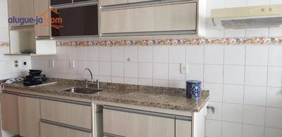 Apartamento Com 3 Dormitórios À Venda, 105 M² Por R$ 490.000 - Jardim Aquarius - São José Dos Campos/sp - Ap5559