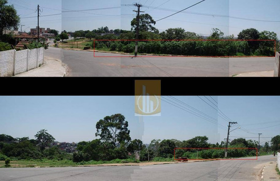 Terreno À Venda, 8.963,00 M² Por R$ 3.576.237 - Bairro Jardim Emilia- Poá/sp - Te0010