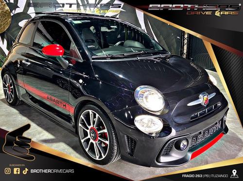 Imagen 1 de 15 de Fiat 500 Abarth 595 Turismo