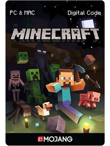 Minecraft Java Edition Completo Jogo Para Pc / Mac Original