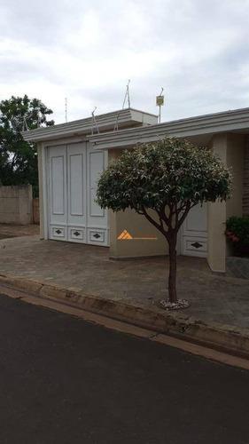 Casa À Venda, 256 M² Por R$ 750.000,00 - City Ribeirão - Ribeirão Preto/sp - Ca2579