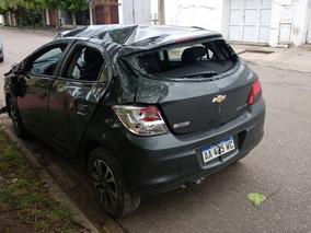 Auto Chocado Para Desguace