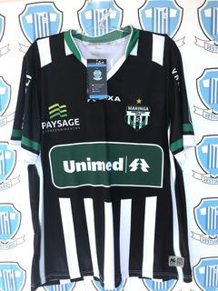 Maringá Paraná 2015 Kanxa G 10 Mesma Camisa Jogo Nova