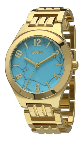 Relógio Euro Analógico Feminino Eu2033ag/k4a