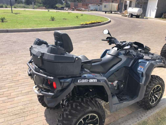 Brp Can Am Limited Outlander Max Limite