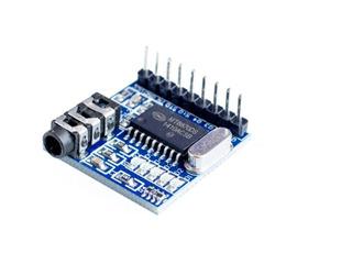 Mt8870 Módulo Decodificador De Tonos Multifrecuencia Audio