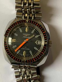 Relógio Longines Ultra-chron