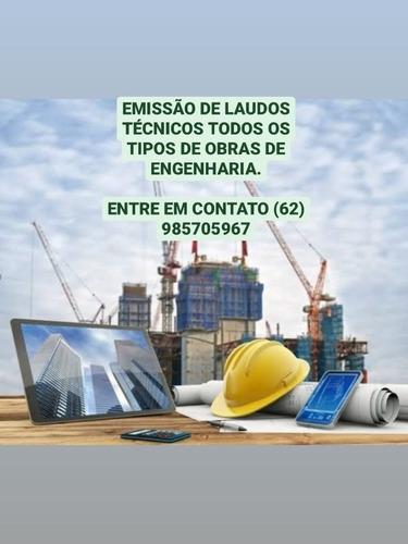 Laudos De Engenharia Obras Em Geral Perícias