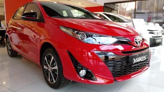 Toyota Yaris S 5 Puertas Cvt 2020 0km
