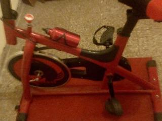 Bicicleta Fija Sin Uso, Modelo Sports