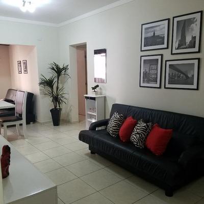 Flat Em Centro, Guarujá/sp De 65m² 1 Quartos À Venda Por R$ 380.000,00 Ou Para Locação R$ 450,00/dia - Fl150876lr
