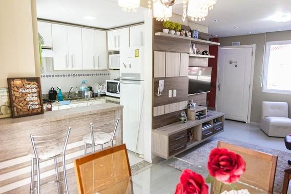 Casa Condomínio Em Marechal Rondon Com 2 Dormitórios - Rg5848