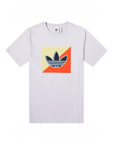Remera adidas Originals Diagonal Logo T Hombre Fm3390