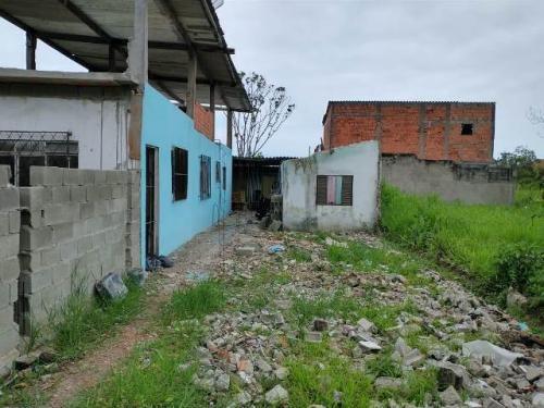 7651 Kym - Casa No Balneário Gaivota - À 900 Mts Da Rodovia.