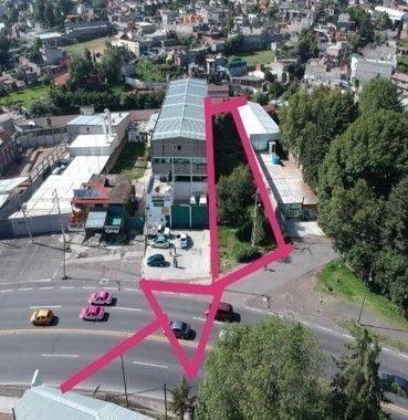 Terreno Comercial Semiplano En La Col. San Andres Totoltepec