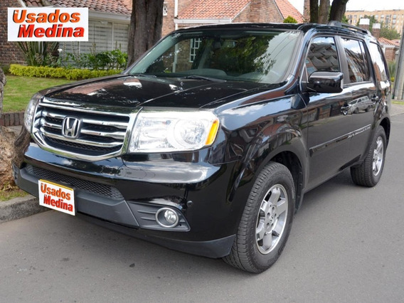 Honda Pilot Ex L At