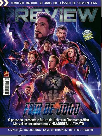Revista Preview Edição 113 / Abril 2019