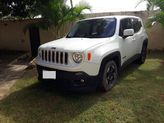 Jeep Renegade 1.8 Sport Flex Automático 4portas - Exclusivo!