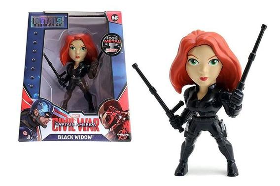 Metal Die Cast Black Widow Civil War
