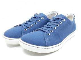 Tenis Birkenstock Nuevos Originales Arran Unisex Azules