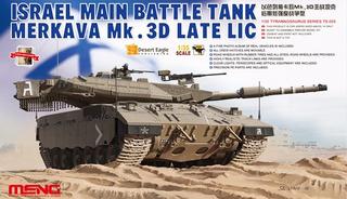 Meng - Israel Main Battle Tank Merkava (montado)