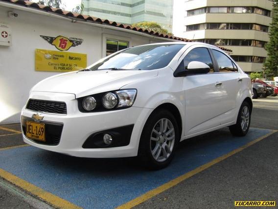 Chevrolet Sonic Lt 1600tp