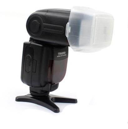 Flash Com Ttl / E-ttl Triopo 982 Para Nikon Pronta Entrega