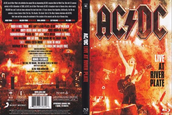 Acdc Live At Riverplate Stadium Dvd