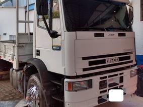 Iveco Eurocargo 170e22 Truck Carroceria 8,5m - 2005 - U.dono