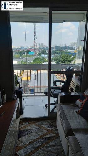 Apartamento Com 1 Dormitório E 1 Vaga Na Vila Maria - 2466