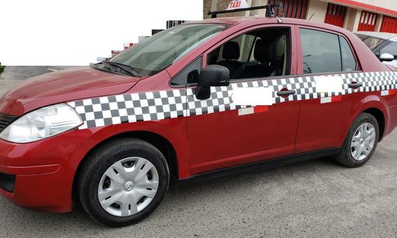Nissan Tiida Automatico, Taxi Con Permiso Setame 2023