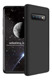 Funda 360º Cubre Completo 3 En 1 Samsung S10 S10 Plus S10e