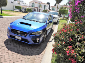 Impresionante Subaru Wrx Sti, 2017. 2.5 Lts. 305 Hp