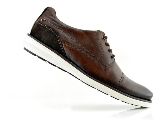 Zapatos Calzado Hombres Cuero 124905-11 Pegada Luminares