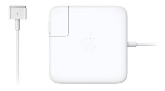 Carregador Apple 60w Para Macbook Pro Tela Retina 13