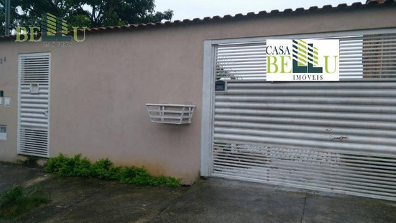 Casa Com 3 Dormitórios À Venda, 150 M² Por R$ 430.000,00 - Parque Paulista - Francisco Morato/sp - Ca0448