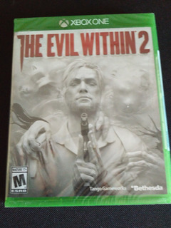 The Evil Within 2 Xbox One Fisico Nuevo Sellado