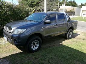 Toyota Hilux 2.7 Nafta 2009