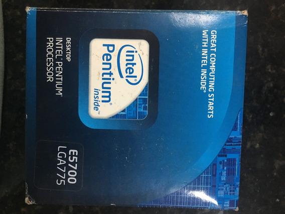 Box Processador Dual Core - E5700 Lga 775