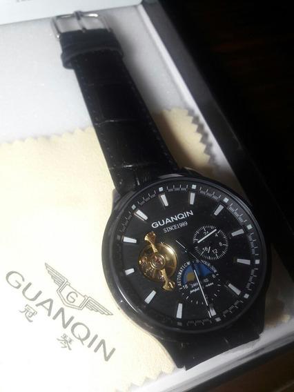 Relógio Mecânico Automático Guanqin