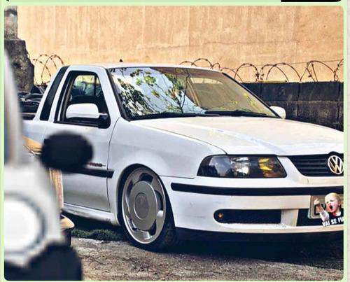 Volkswagen Saveiro 2001 1.8 Summer 2p