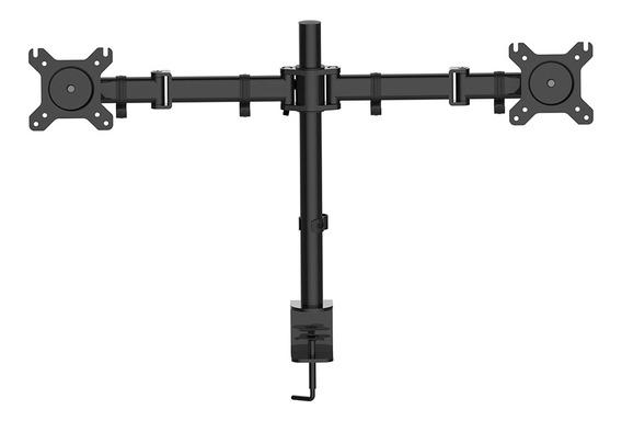 Suporte Para 2 Monitores Articulados 13 A 27 Sm-sm200 Sumay
