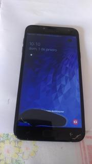 Celular J400m Defeito