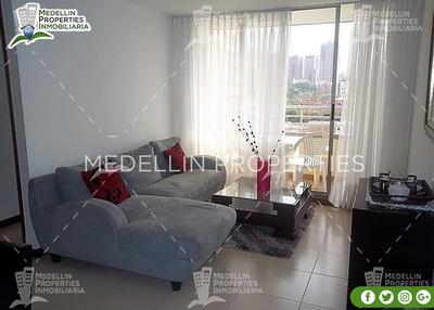 Alquiler Temporal De Apartamentos En Medellín Cód: 4470
