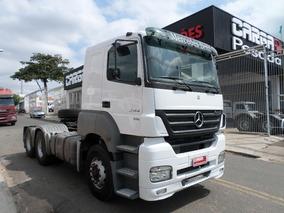 Mercedes Mb 2644 6x4 2011 = Fh540 Stralis 440 Vw 26420