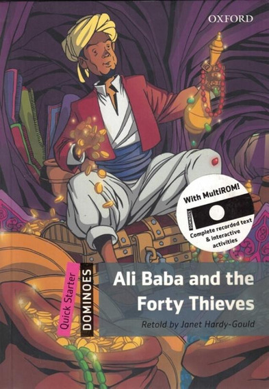 Ali Baba And The Forty Thieves Starter With Mult-rom - 2nd