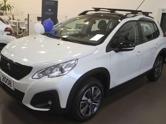 Peugeot 2008 1.6 16v Flex Griffe 4p Automático 2020