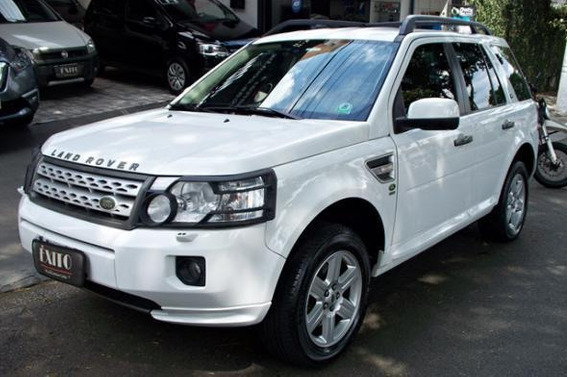 Land Rover Freelander2 I6 S 3.2 Automatico 2011 Branco